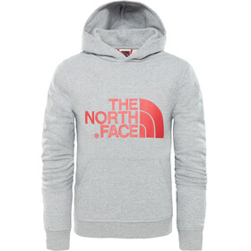 The North Face Drew Peak mid layer Bambino grigio